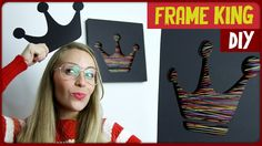 Frame King / Queen =DiY