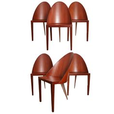 Philippe Starck Dining Chairs