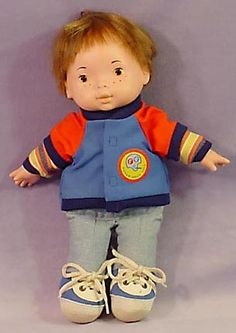 Joey doll. 70's-wish Fisher Price still made them!