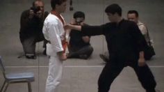 Bruce Lee's one-inch and six-inch punch