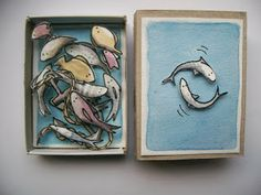 Fishs in a (match)Box