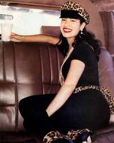 Selena Loves Leopard...🐆💜🌹 🌹💜🐆🌹💜🐆🌹💜🐆🌹💜🐆🌹💜🐆🌹💜🐆🌹💜 #selena #leopardlove #salinas #selenaquintanilla #tejano #texas #ootd #retro #90s #selena #beauty #makeup #style #pinup #latino #womenofcolor #styleblog #style #lifestyleblog #blog #fashion #makeup #beauty #blessed #queen #montereylocals #salinaslocals- posted by https://www.instagram.com/missgolden_lady - See more of Salinas, CA at http://salinaslocals.com