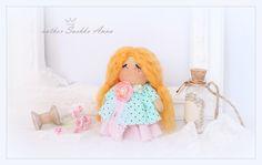 http://annasushko.jimdo.com  Textile dolls, angels Куколки малышка от Анны Сушко