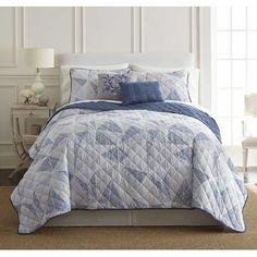 Ivy Bronx Dufresne 5 Piece Reversible Quilt Set Size: Queen