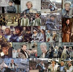 A Knight's Tale such a waste of a beautiful young man Famous Movies, Good Movies, The Way Movie, A Knight's Tale, Chick Flicks, Beautiful Castles, King Queen, Film Movie, Middle Ages