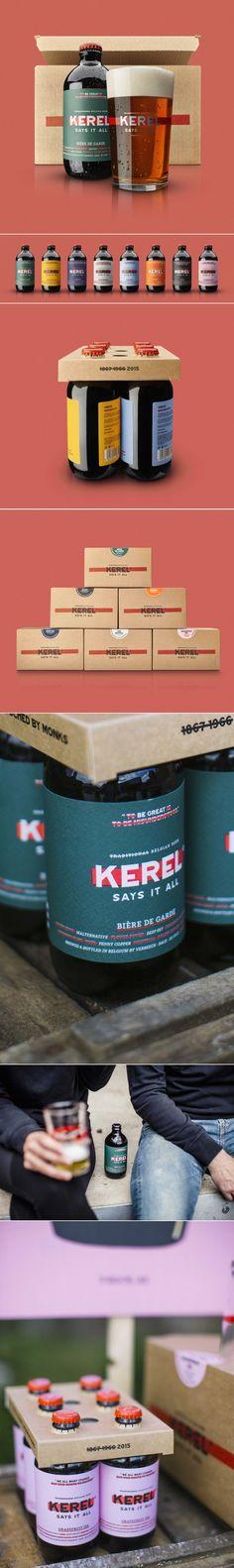 This Historic Belgian Beer Gets a Sleek Modern Update — The Dieline | Packaging & Branding Design & Innovation News
