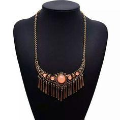 Nuevo modelo!.. Collar estilo boho   #astromelia #collares #nuevamoda #meencanta  ❓ pregunta x nuestros envíos a la república mexicana.