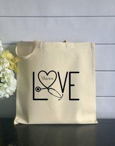 Nurse Definition Funny Tote Bag Shopper Gift Job Work Ward Hospital Nursing Cool