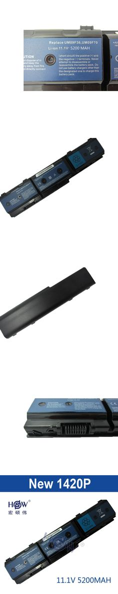 HSW oem Laptop Battery for Acer Aspire 1420 1420P 1820 1820P 1825PT 1825 UM09F36 UM09F70 AK.006BT.069 BT.00603.105 BT.00607.114