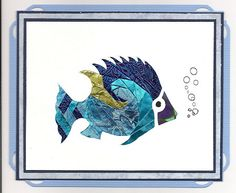 Fish1 instructions @  creationsbydedra.com