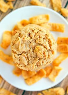 Peanut Butter Frito Cookies | Plain Chicken | Bloglovin'