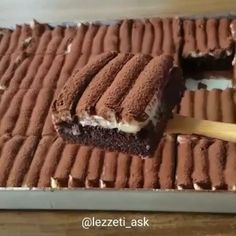 [New] The 10 Best Recipes Today (with Pictures) Turkish Recipes, Ethnic Recipes, Good Food, Yummy Food, Recipe Today, Chocolate Cake, Food And Drink, Sweets, Cooking