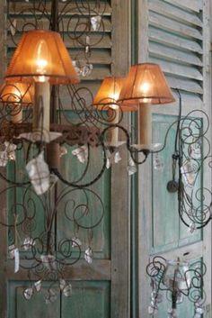 lampara de alambre hecha a mano_benoit vieubled