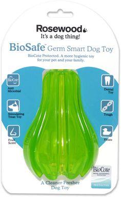Juguete Higienico Pera BIOSAFE