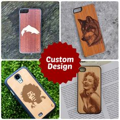 CUSTOM DESIGN for iPhone 4/4s/5/5s/5c/6/6s & 6/6s by CraftedCover