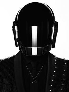 Daft Punk for The Saint Laurent Music Project
