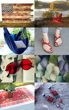 can't wait till Memorial Day weekend!! by Mary Adkins on Etsy--Pinned with TreasuryPin.com