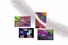 8-15-2056R by Walter Paul Bebirian Digital ~  x