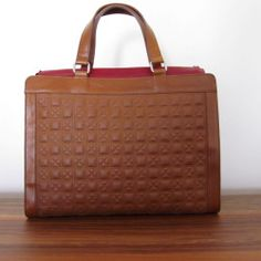 Brown Leather Bags are a must!