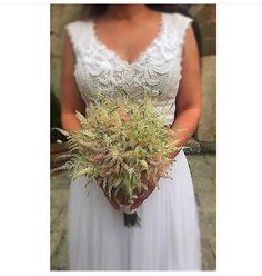 Wedding bouquet fleurs trikala