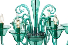 Calais Chandelier - Aquamarine   Hanging-lamps   Mirrors-and-lighting   Z Gallerie