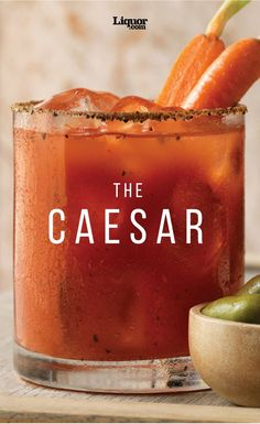 The Canadian answer to the Bloody Mary, this vodka cocktail originally hails from the Calgary Inn, where it may be the only cocktail recipe inspired by a pasta dish.