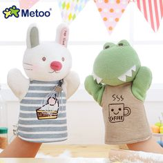 >> Click to Buy << Metoo Hippo Animal Modeling Plush Hand Puppet Baby Interactive Funny Animal Toy for Holiday Birthday Christmas Present #Affiliate