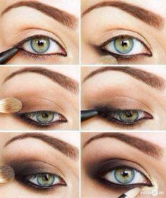 perfect makeup,, smookey eye ~~