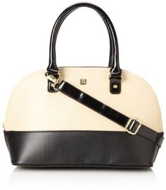 4e7a26fdfc  57.63 Anne Klein It Takes Two Large 60291780 Top Handle Bag