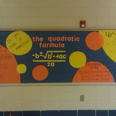 Another bulletin board