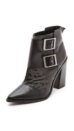 Tibi Piper Ankle Booties |