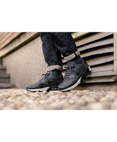 timeless design 7971f 92b81 Nike Air Max 90 Ultra 2.0 Se Black Anthracite Pure Platinum Mens Bigsale  Sale UK Air