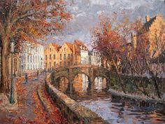 Diptyque's Crossing....: E.J.Paprocki, le foisonnement des couleurs
