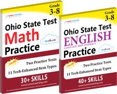 Blended Learning Resource for Your Students to Succeed on 2017 Ohio State Tests Practice with Standards-aligned Workbooks. Review free samples.