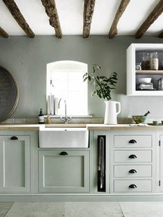 Wood Cabinets For Kitchen - CLICK THE IMAGE for Many Kitchen Ideas. #kitchencabinets #kitchens