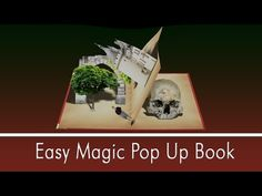 Easy Magic Pop Up Book in AE - YouTube