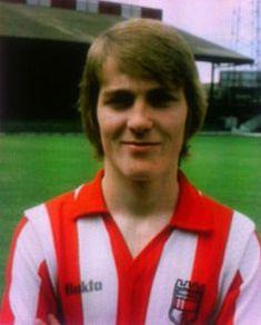 Bradley Walsh at Brentford FC late 1970's