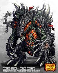 Resultado de imagen de kaiju