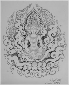 N.15/2 : Fun Learning traditional Thai Designs with JitdraThanee the Tutor