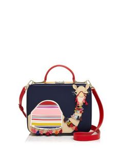 kate spade new york Spice Camel Leather Satchel Handbags - Bloomingdale s 5ae96ef8c1097