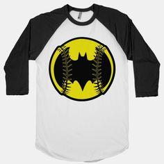 Baseball+Batman @Alexis Williams