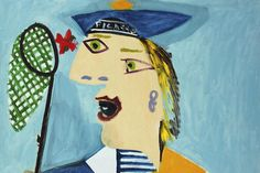 The world's favourite artist comes to the NPG: 'Picasso Portraits' London exhibition is a tender celebration, that softens the hard edges of Picasso's Modernism Powerful Images, National Portrait Gallery, Pablo Picasso, Google Images, First Time, The Twenties, Maya, Sailor, Disney Characters