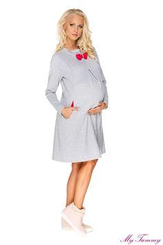 532eb52a45 Sukienka ciążowa i do karmienia Paris What To Wear