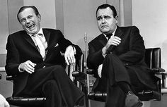 Missing: Jonathan Winters.  NYT article by Dick Cavett.  Jonathan Winters, right, on one of Jack Paar's Friday night programs in 1963.