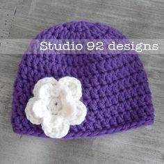 Baby Beanie for Save the Children