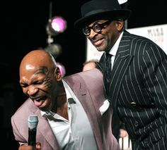 Mike Tyson, and Spike Lee, each set for Broadway debut with 'Mike Tyson-Undisputed http://TysonOnBroadway.com/