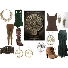 Fashion Board : Casual / Party Look. #District7 #Lumber