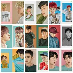 #EXO #Photo #Lucky One