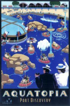 It's Tokyo Disney Sea Anniversary! Yes, it's already fourteen years that the most beautifully themed theme park in the world opened . Tokyo Disney Sea, Tokyo Disney Resort, Tokyo Disneyland, Disney Magazine, Disney Rides, Modern Disney, Disney Posters, Disney Art, Walt Disney