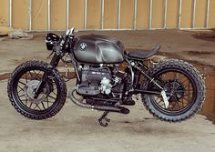 Relic Motorcycles BMW
